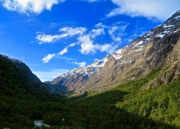 Patagonian Valley