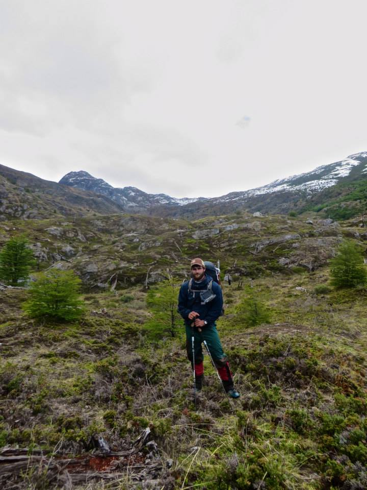 Bushwhacking the Patagonia Steppe