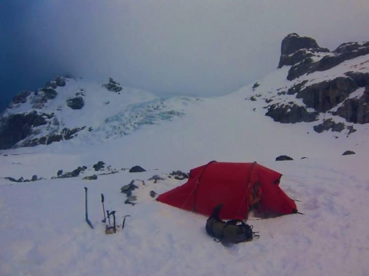 Retro Mountaineering