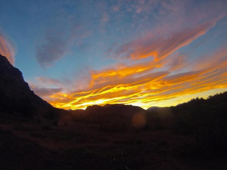 Epic Sunset