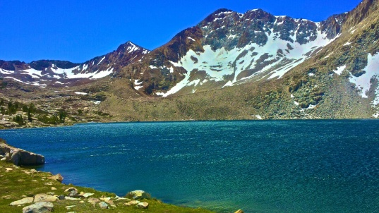 Glittering Lakes become common sights in the Sierra, but you never really get tired of them.