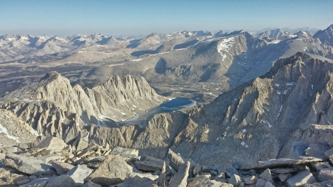 Pacific Crest Trail – The High Sierra: Part 1