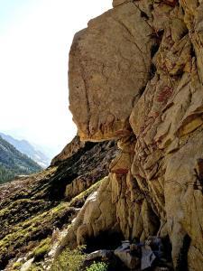Granite (CRED: Nicole Frias)