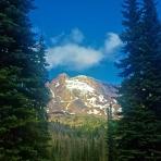 Hiking around Mt. Adams