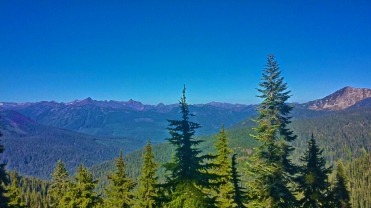 Sweeping Views just north of Steven's Pass (Skykomish)