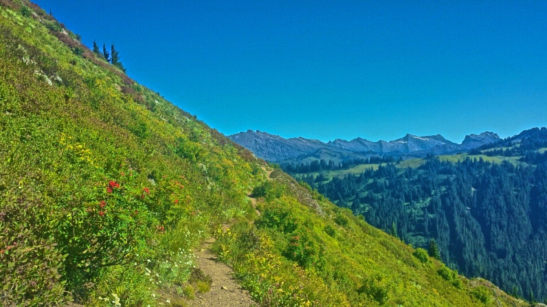 The last 200 or so miles of the Pacific Crest Trail are arguably the best of the lot.