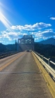 The Bridge of the Gods. Cascade Locks, Washington