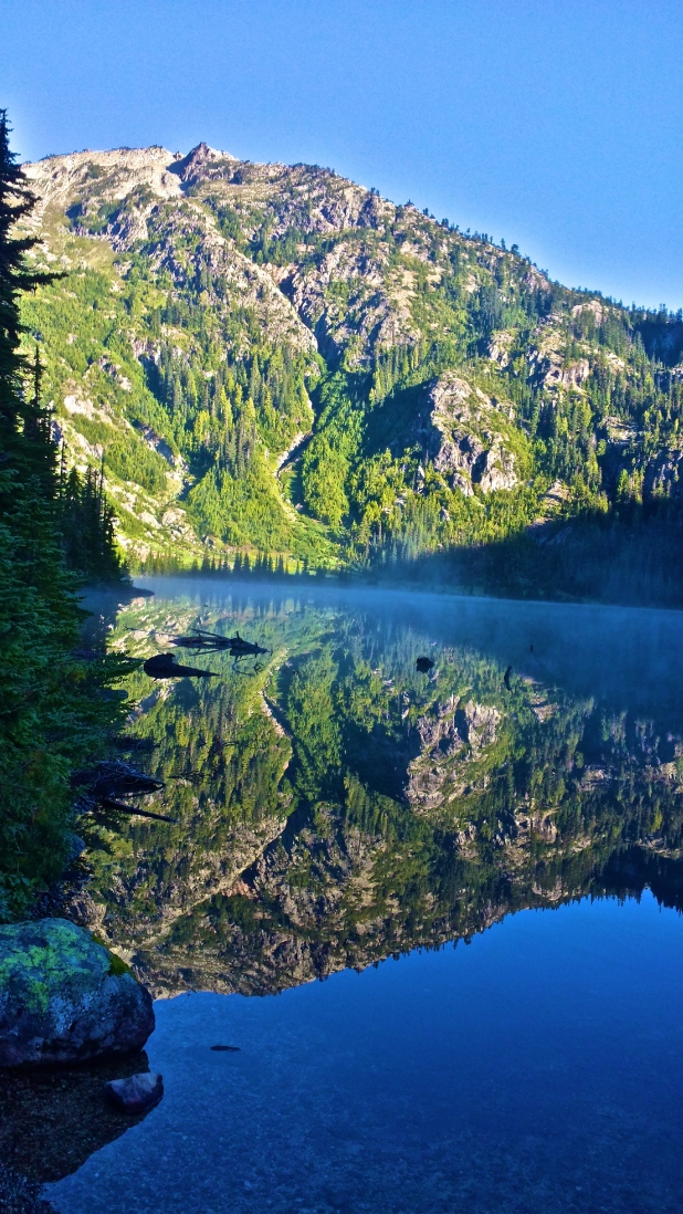 Deep Lake Washington, PCT