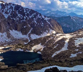 The Southern Sierra Nevada: Kennedy Meadows to Sonora Pass Part 1