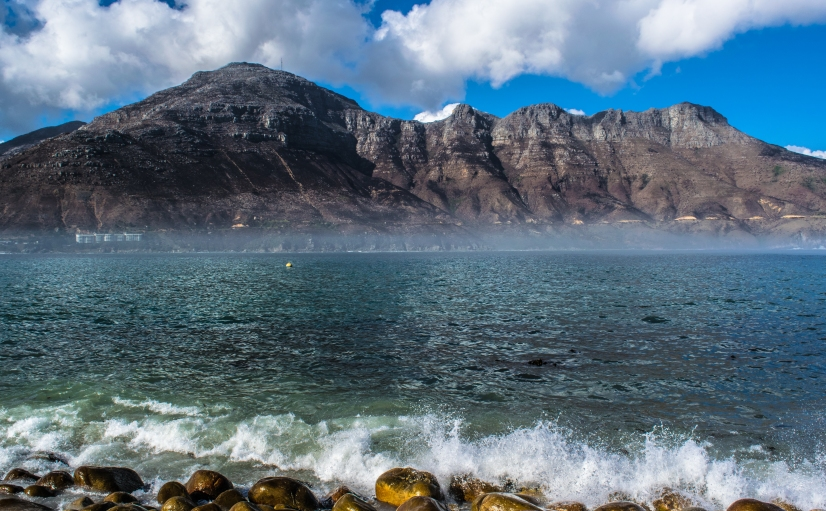 Haut Bay, South Africa. Be sure to check out the Market here for cool gifts and awesome food.