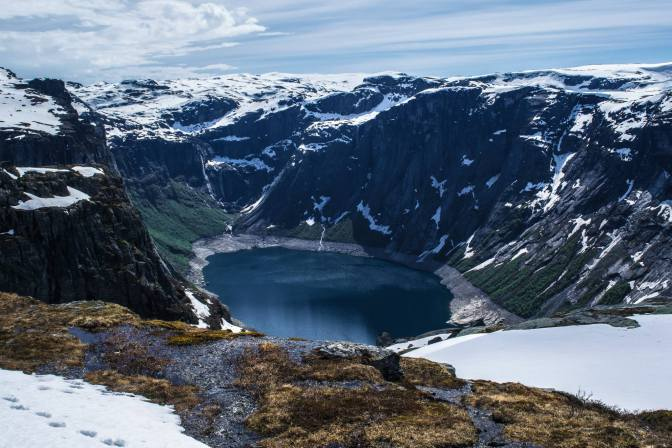 The Trolltunga: Norway's King of Hikes