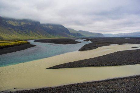 Just a random spot on Iceland's south coast.