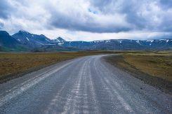 Random roads in Iceland.
