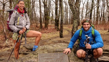 Appalachian Trail Thru Hike: Glasgow, VA to Waynesboro, VA – Travel