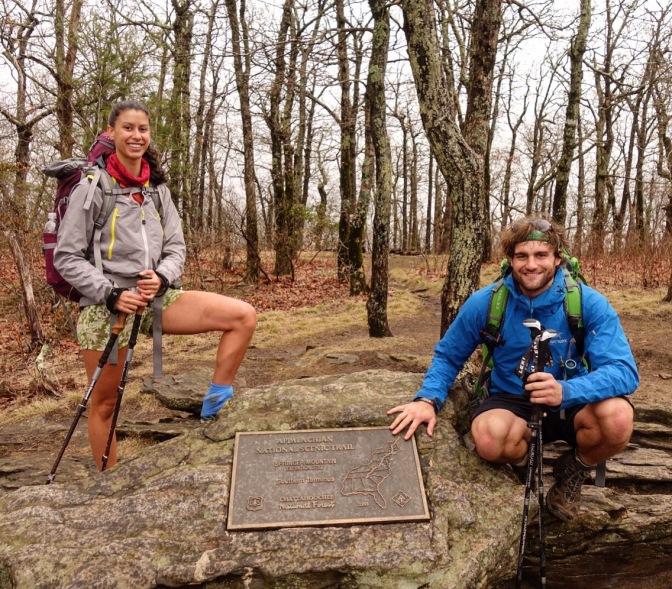 Appalachian Trail Thru Hike: Amicalola Falls State Park to Unicoi Gap